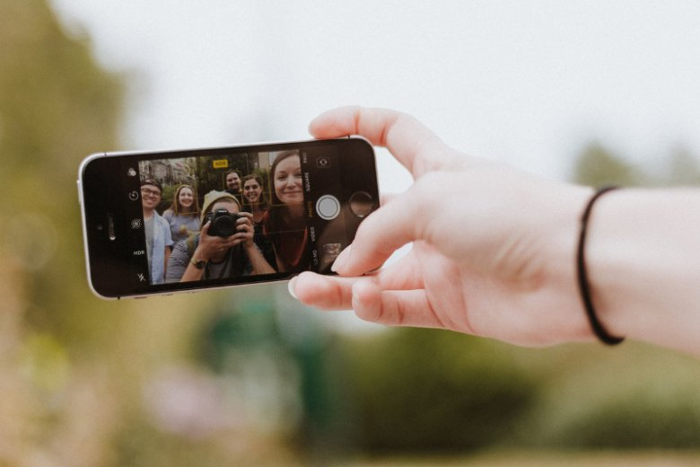 Selfie to najprawdopodobniej rodzaj zdjęcia, jakie twoje dziecko robi najczęściej