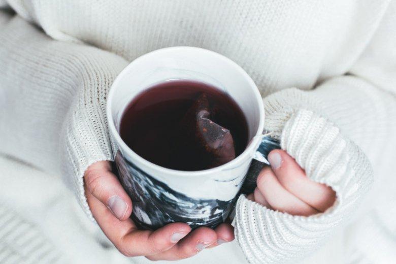 Herbatka w październiku wkracza nie tylko na salony, ale również do sypialni. Kupmy jednak tą pakowaną luzem