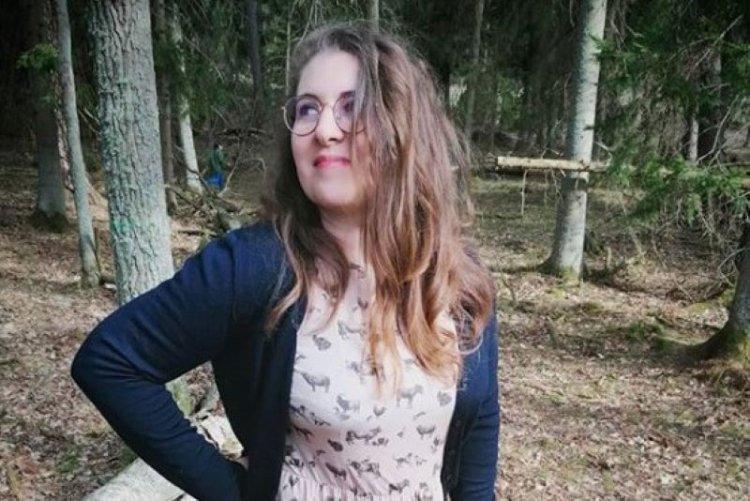 Joanna Jaskółka prowadzi poczytnego bloga Matka Tylko Jedna