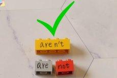 Jak nauczyć się angielskiego dzięki klockom Lego? Genialny trik