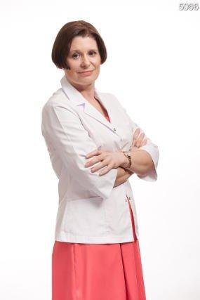 Dr n. med. Monika Lech, pediatra i diabetolog