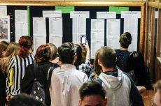 Rekrutacja do szkół średnich trwa