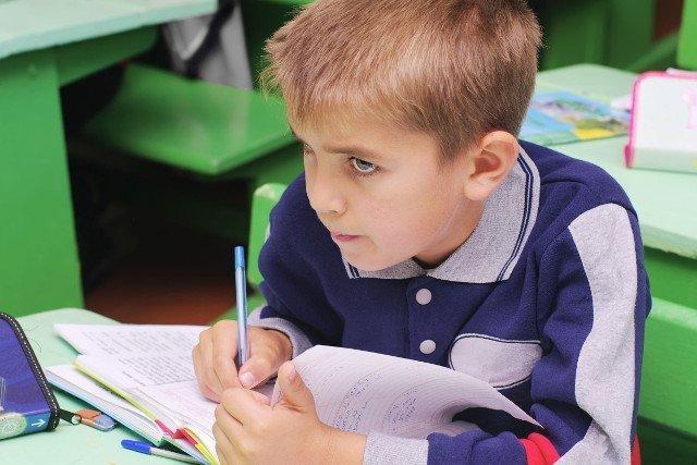 Dzieci uczą się dla osiągania konkretnych stopni, a nie to powinno być ich główną motywacją