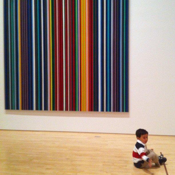 Sztuka i dzieci, to idealne połączenie