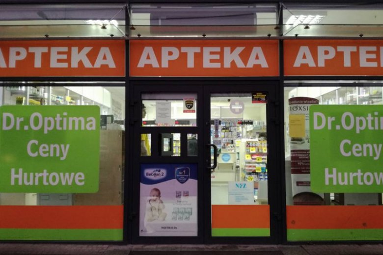 Sieć nie jest mała i dostępna w wielu mniejszych i większych miastach w Polsce.