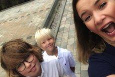 Karolina Malinowska nie jest jedyną mamą, która cieszy się z nowego roku szkolnego