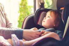 Wadliwe foteliki samochodowe zostaną wymieniona na nowe