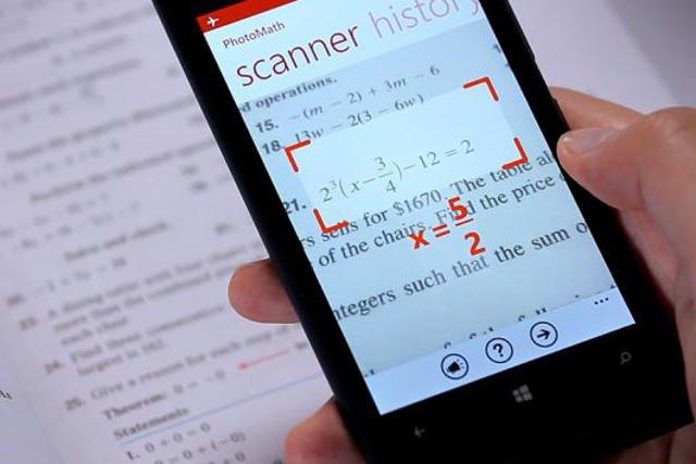 Dzięki nowej aplikacji łatwiej będzie rozwiązywać zadania z matematyki