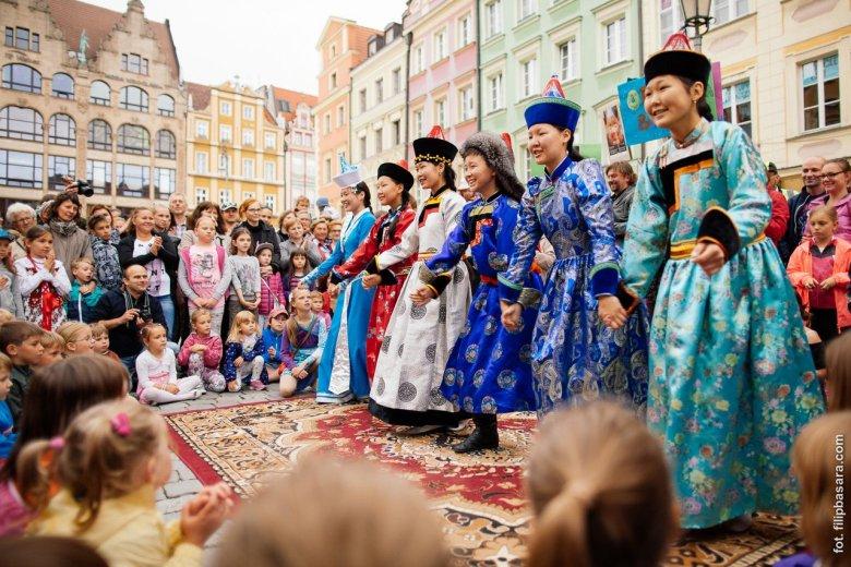 Parada Brave Kids we Wrocławiu