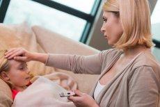 Jak walczyć domowymi sposobami z gorączką u dziecka?