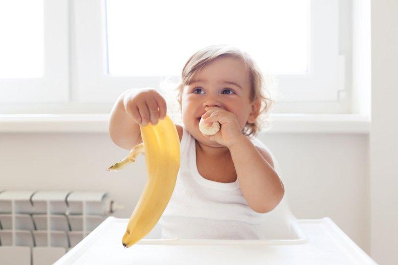 Dziecko powinno próbować, jak największej ilości smaków.