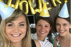 Małgorzata Socha w ciąży zorganizowała baby shower