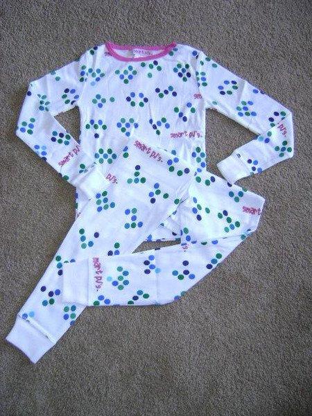 Interaktywna piżama w wersji dla dziewczynek