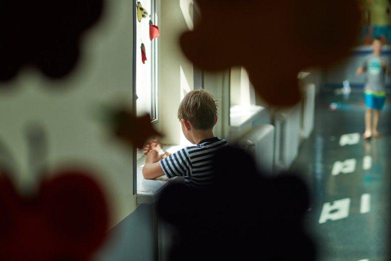 Szpital Psychiatryczny w Łodzi. Psychiatrię dziecięcą czeka zapaść. Na oddziałach nie ma miejsc dla nowych pacjentów
