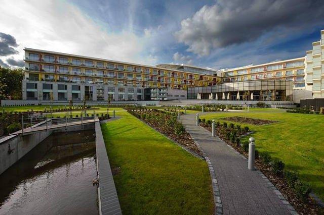 Parterem poradnika jest Hotel AQUARIUS SPA***** w Kołobrzegu