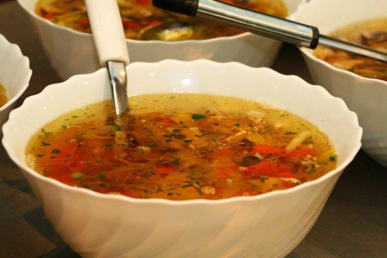 Kiedy solić zupę?