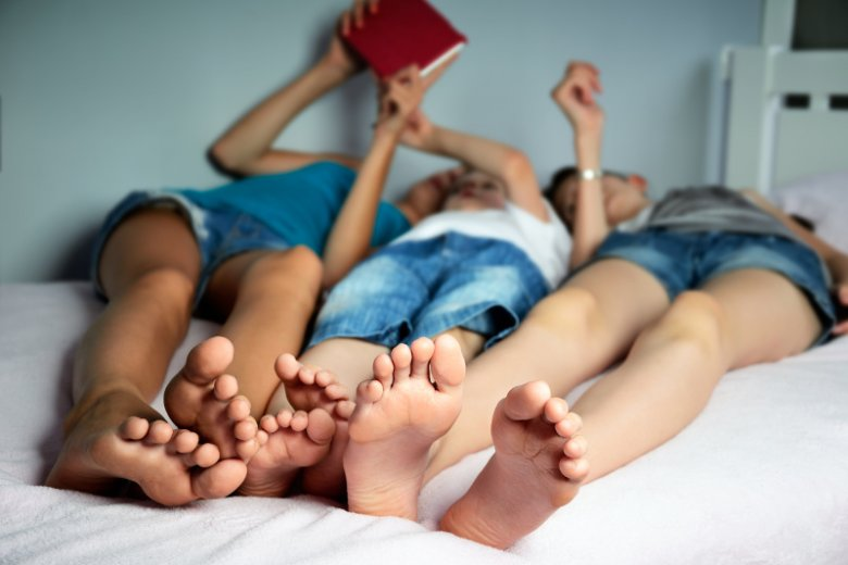 Jaki masz rodzaj stóp?