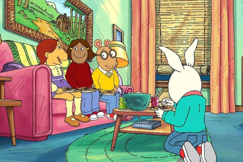 To już 22. sezon kultowej animacji dla dzieci