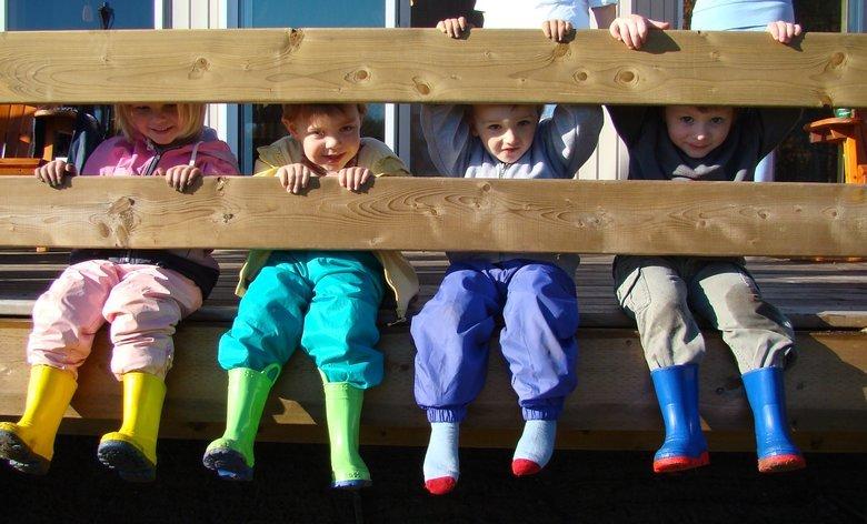 Przedszkolaki są pod stałą opieką. Zamiast sprawdzać czy zjadło, odpocznij!