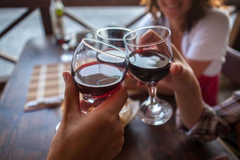 Kawa i wino mogą chronić przed rakiem piersi