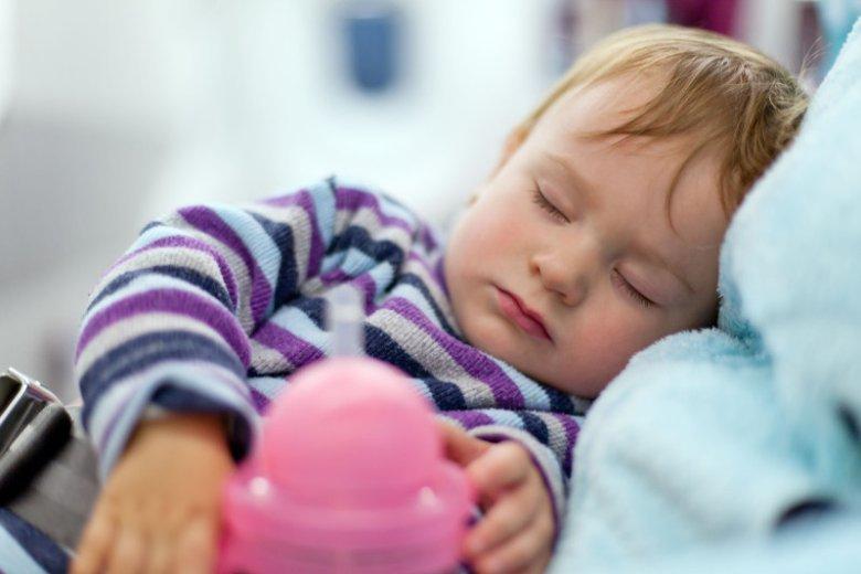 Soki nie są napojem wskazanym dla niemowląt i małych dzieci.
