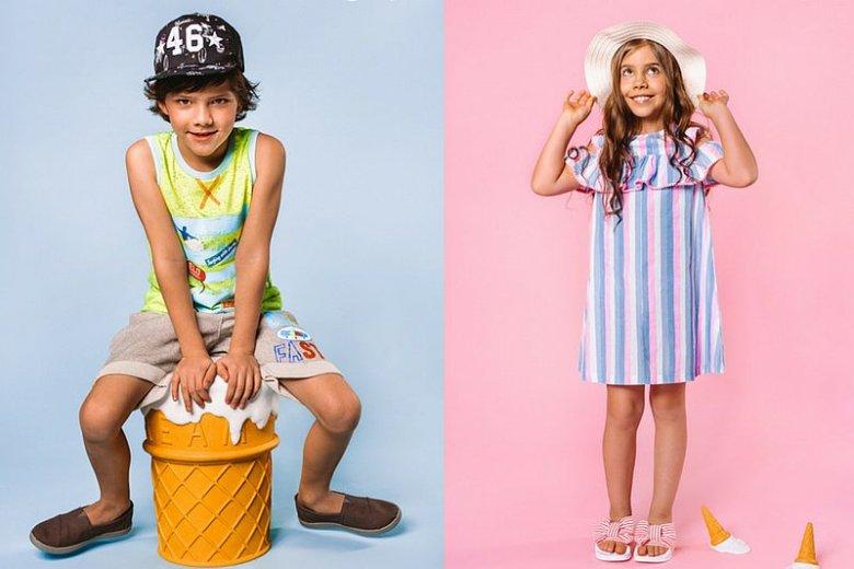 Lato to pora wyczekiwana przez wiele szukających przygód dzieci. Marka odzieżowa 5.10.15. przygotowała dla nich kolekcję ubranek idealnych na okres letnich wypraw