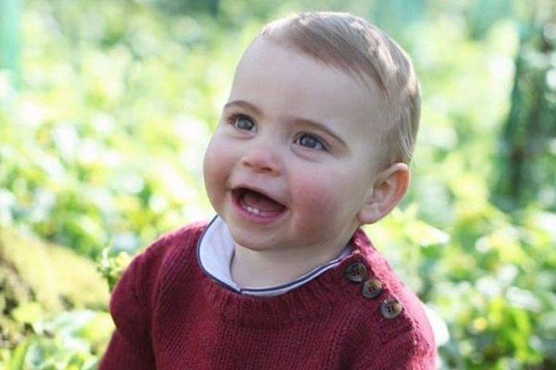 Trzecie dziecko Kate i Williama skończyło roczek