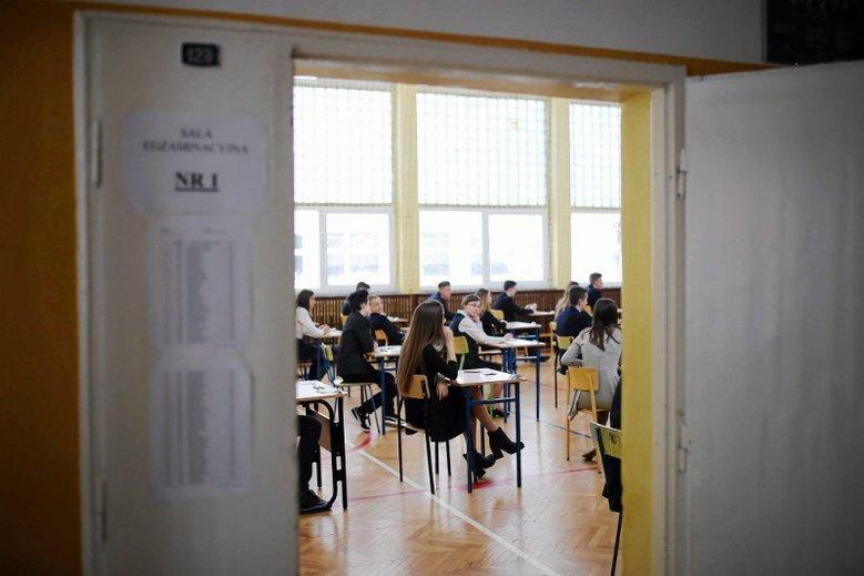 Rodzice przejmują się testem 8-klasisty bardziej niż uczniowie
