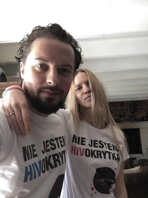 Mary Komasa i Antonii Łazarkiewicz