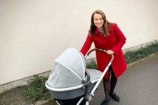 Anna Starmach po ciąży.