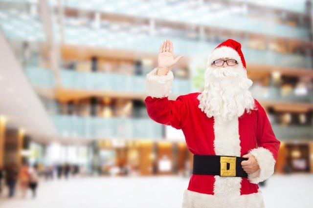 Święty Mikołaj - spotkamy go niejeden raz w centrach handlowych i być może w naszym domu?