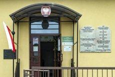 Dekalog na murach szkoły w Tuszowie Narodowym