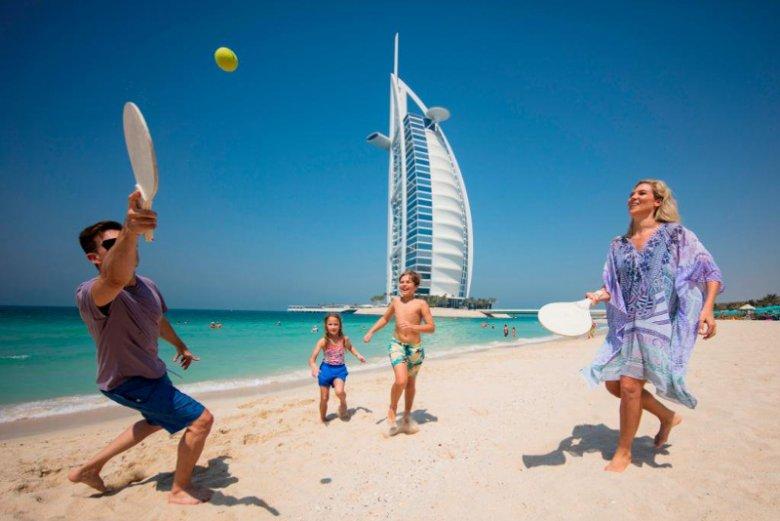 W Dubaju panuje duża tolerancja dla strojów noszonych przez turystów w niemuzułmańskich krajów