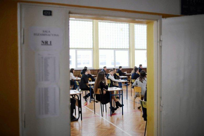 Egzamin gimnazjalny 2018