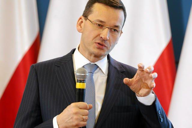 Mateusz Morawiecki o zmianach w 500+.
