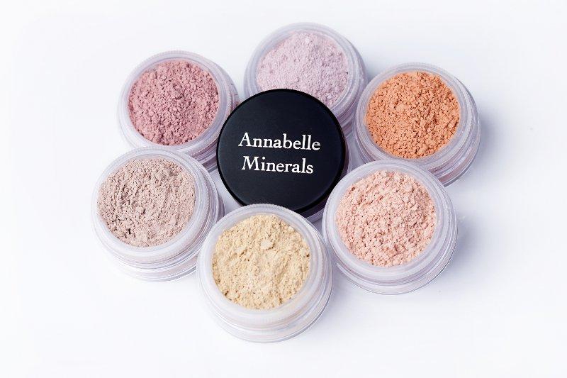 Annabelle Minerals Cienie glinkowe