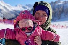 Olga Frycz była z malutką Helenką na zimowych wakacjach we Włoszech. Podróżowanie z tak małym dzieckiem wbrew pozorom jest łatwiejsze niż chociażby z rocznym
