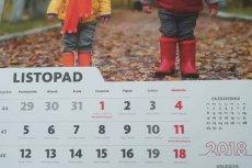 Do kalendarza banku Santander wkradł się błąd – zabrakło jednego dnia