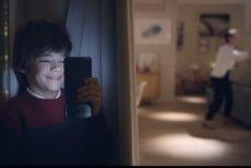 Świąteczna reklama T-Mobile.