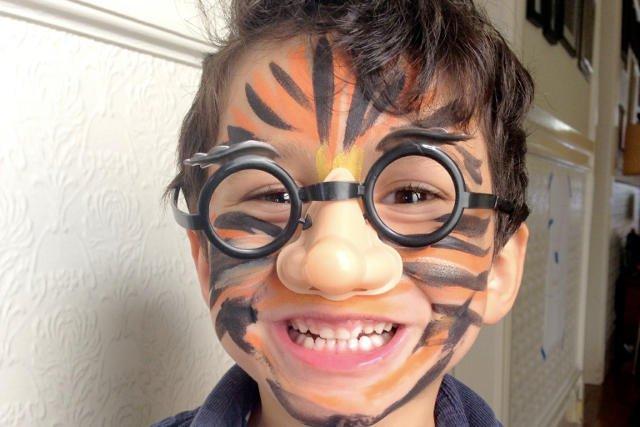 Nawet malutkie dzieci oceniają twarze.