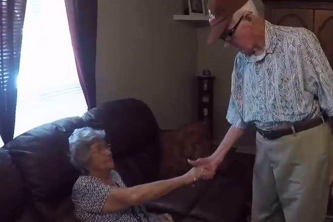 Frances i Herbert żyli razem 71 lat i zmarli niemal w tym samym momencie