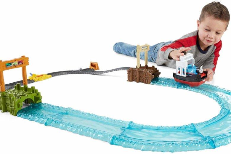 Tomek i Przyjaciele Trackmaster™ Morska przygoda Tomka Zestaw