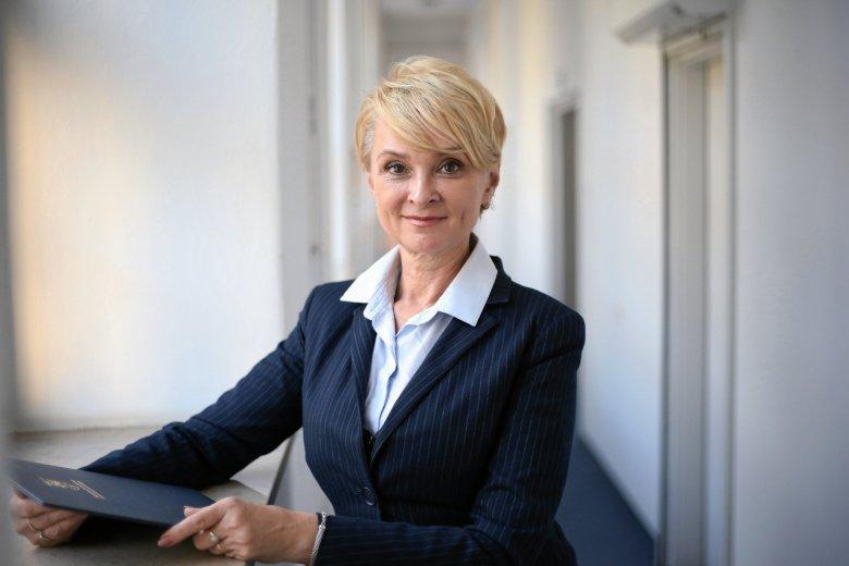 Anna Mieczkowska to pierwsza kobieta prezydent miasta w całym Zachodniopomorskim. Jest członkinią PO