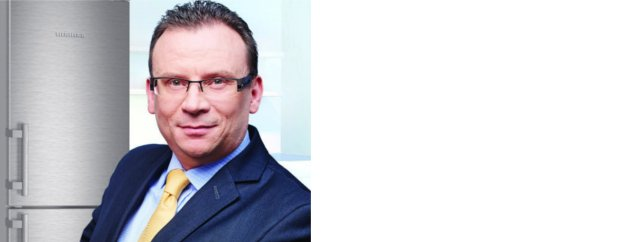 Krzysztof Wasilewski – ekspert marki Liebherr