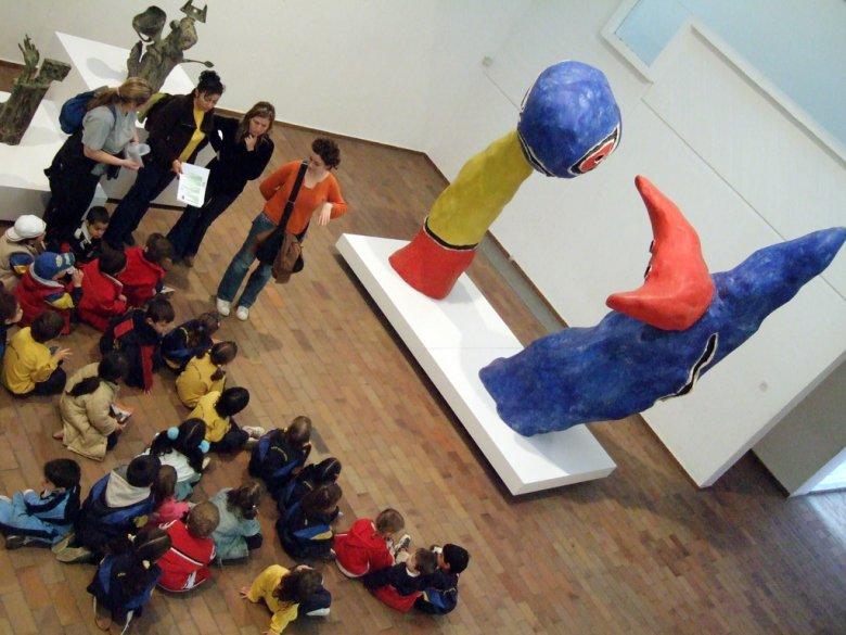 Lekcje muzealne dla najmłodszych