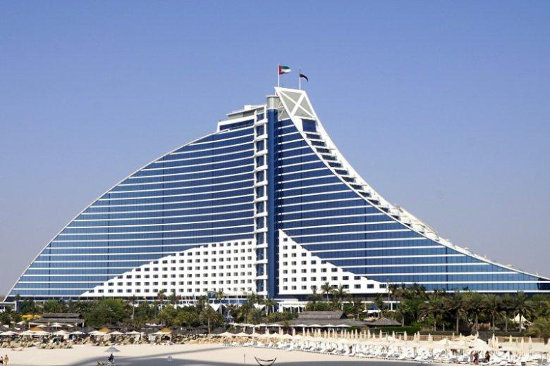 Jumeirah Beach Hotel zapewnia bezpłatny i nieograniczony dostęp do parku wodnego Wild Wadi