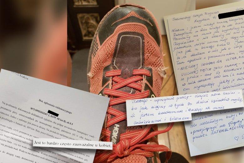 f0a9485a Blogerka biegowa o seksizmie. Chodzi o reklamację butów   MamaDu.pl