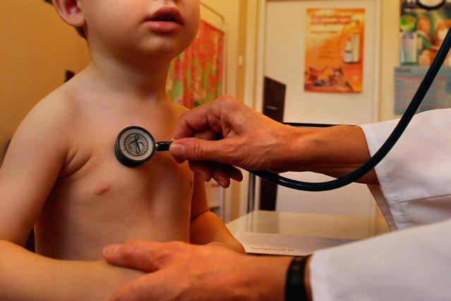 Rodzice boją się złego dotyku, dzieci chodzą bez diagnozy.
