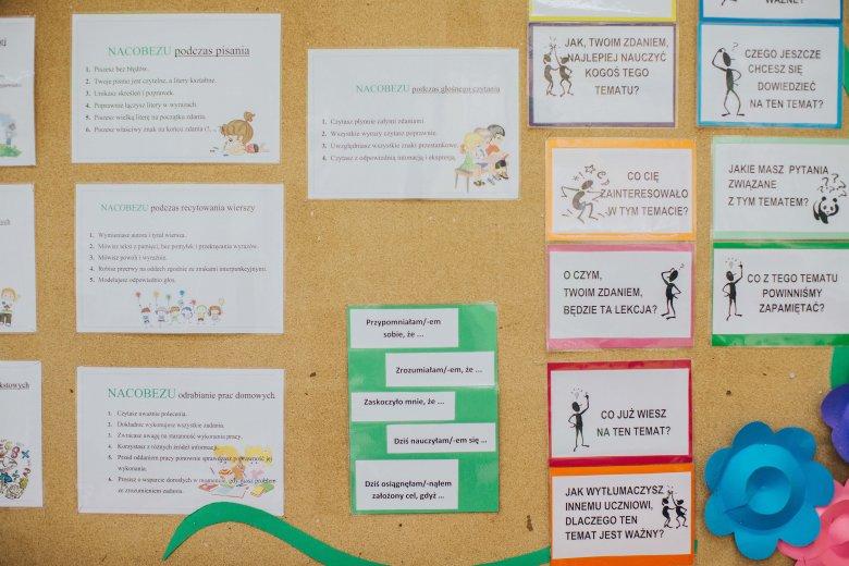 Innowacyjny program zakłada m.in uproszczenie uczniowi stawianych mu wymagań.