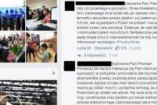 Fot. screen z Facebook
